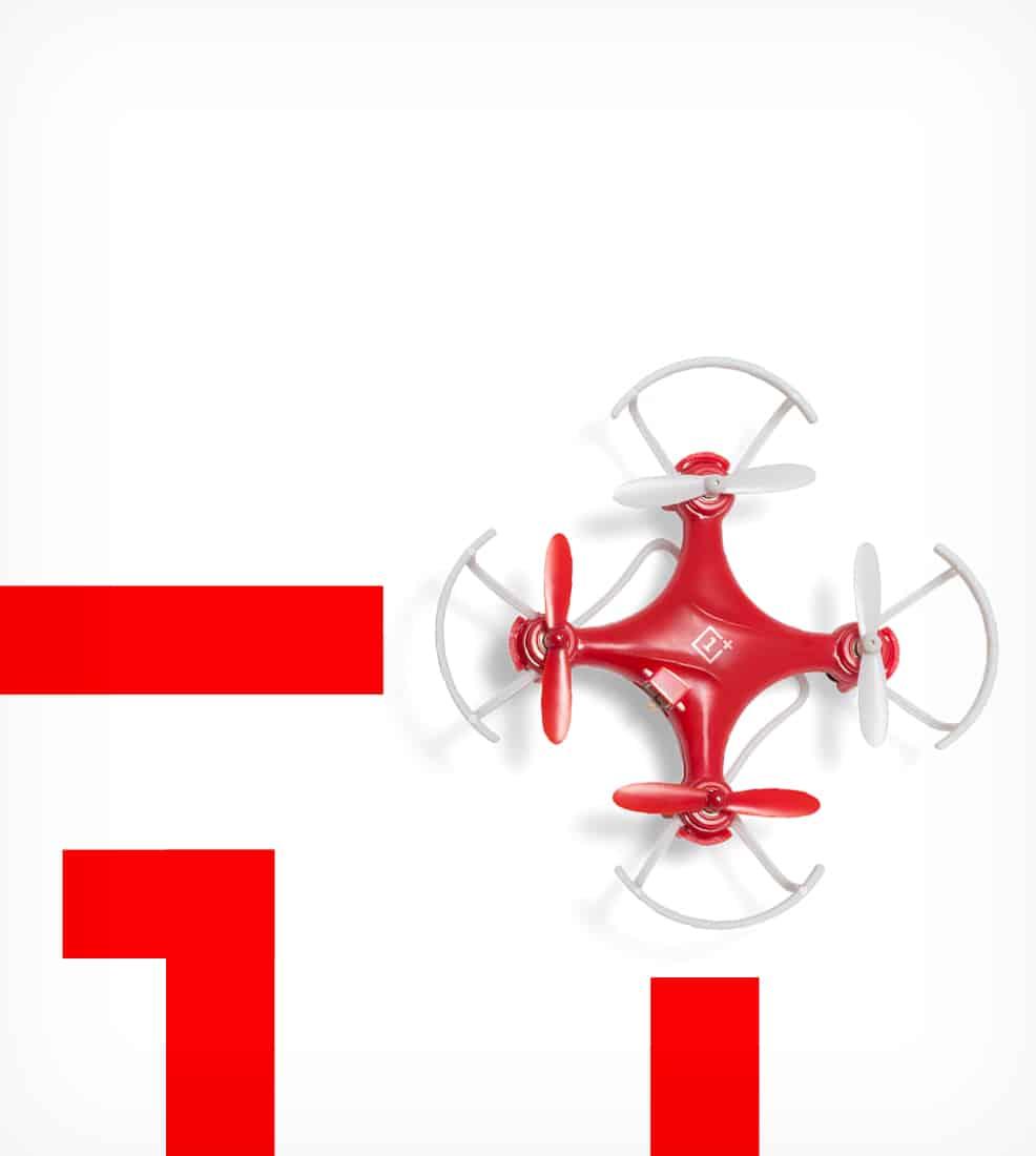 OnePlus: DR-1 Shop & Social campaign